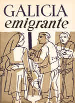 Portada de Galicia Emigrante (Luis Seoane)