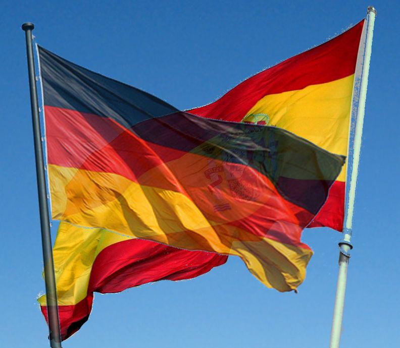 Alemania e España