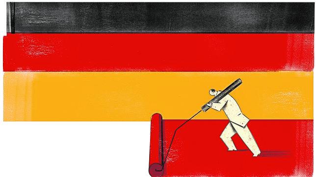 España e Alemania