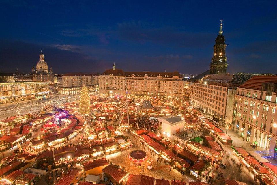 Dresden Weihnacht Markt