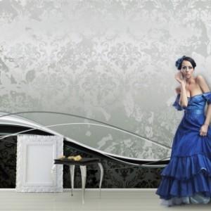 """Baroque Ornaments y """"la chica de azul"""""""
