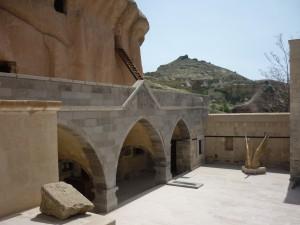 A igrexa de Mustafapasa