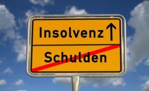 Insolvencia, de frente, deudas fóra!