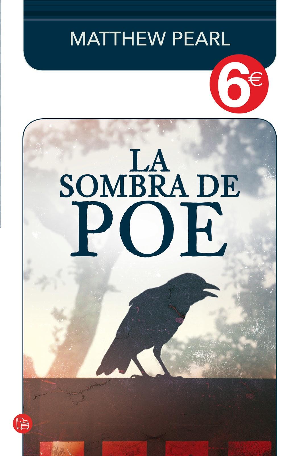 portada La Sombra de Poe