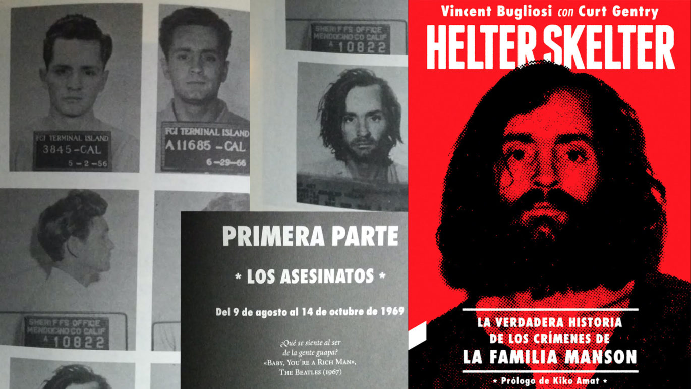 Helter Skelter de Vicent Bugliosi