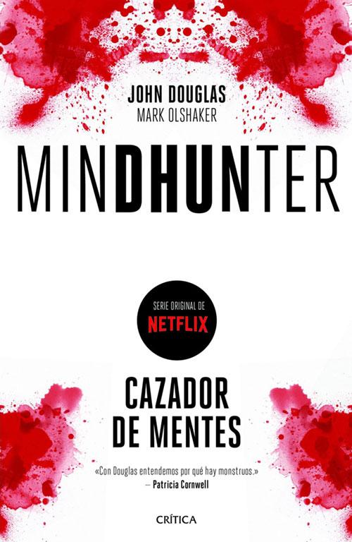 portada Mindhunter, cazador de mentes