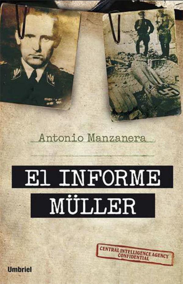 portada El Informe Müller